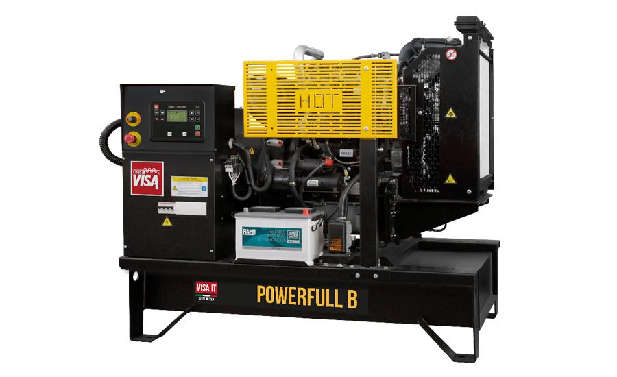 Дизельный генератор (электростанция) Onis Visa JD30